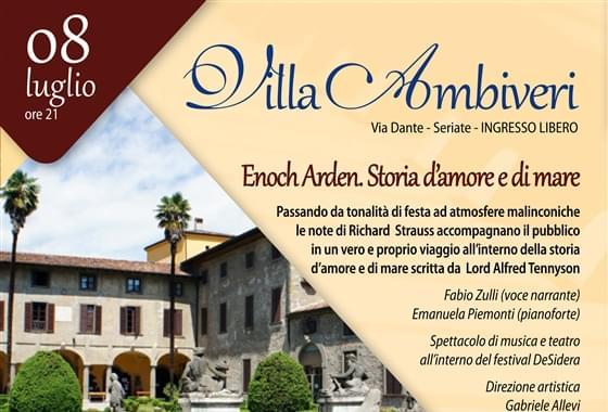 Concerti in Villa - Villa Ambiveri