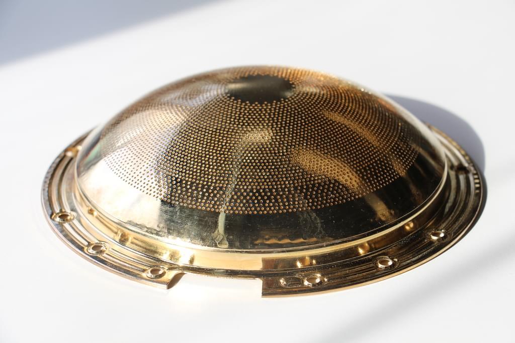 Boiler Flame Diffuser Plate Minifaber