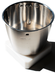 Kitchen robot bowl