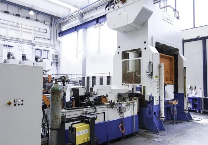 Metal blanking machines 1