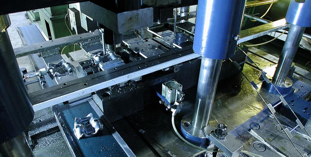 Metal Stamping All Processes To Give Shape To Sheet Metal