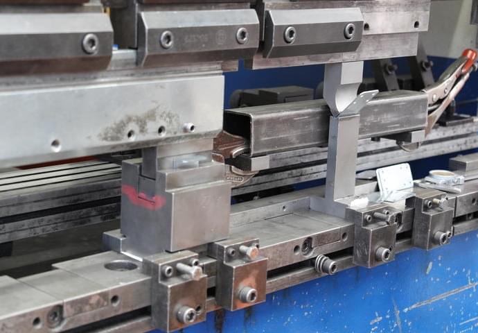 Sheet metal bending 1