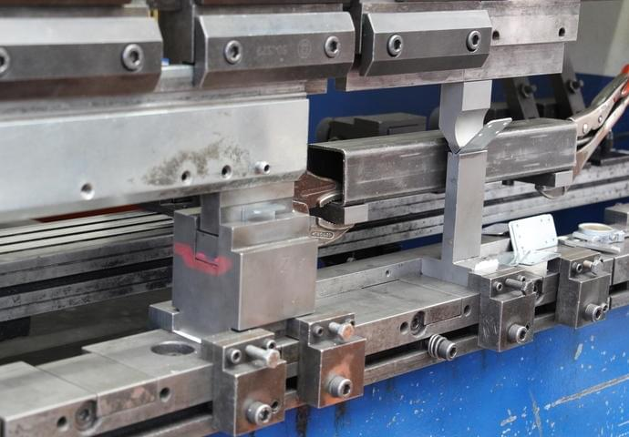 Sheet metal bending 1