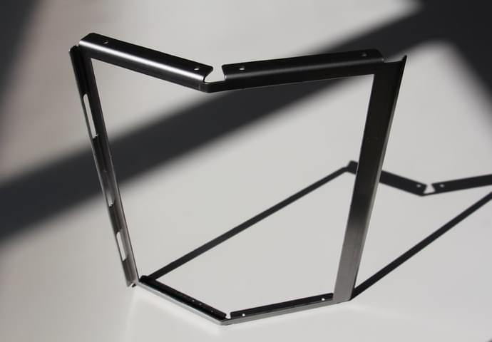 Sheet metal bending 11