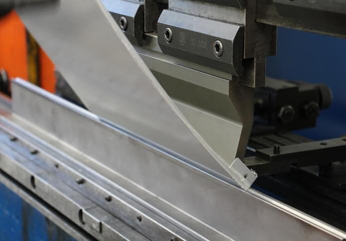 Sheet metal bending 2