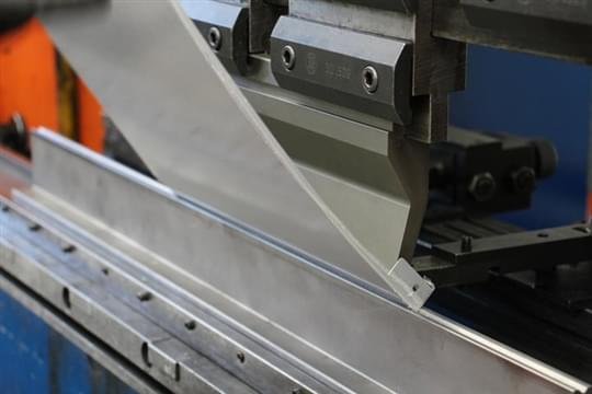Sheet metal bending 2