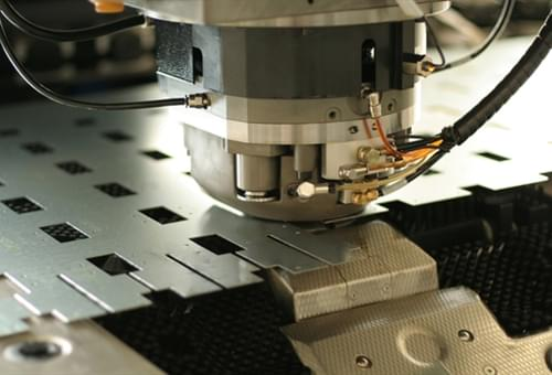 Sheet metal punching and the differences with stamping