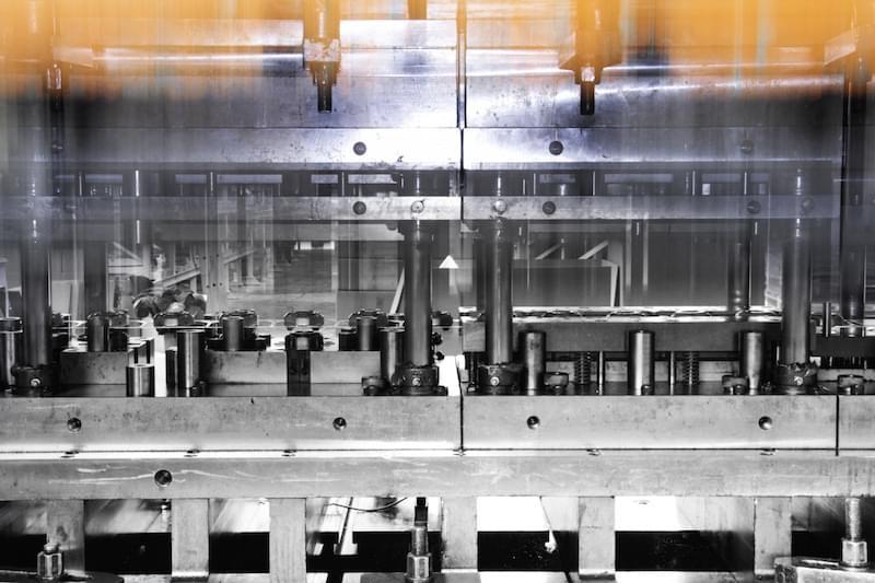 Sheet Metal Stamping How A Progressive Die Stamping Works